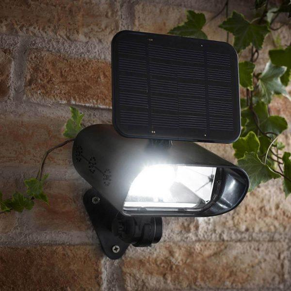 Spot solaire LED - Projecteur
