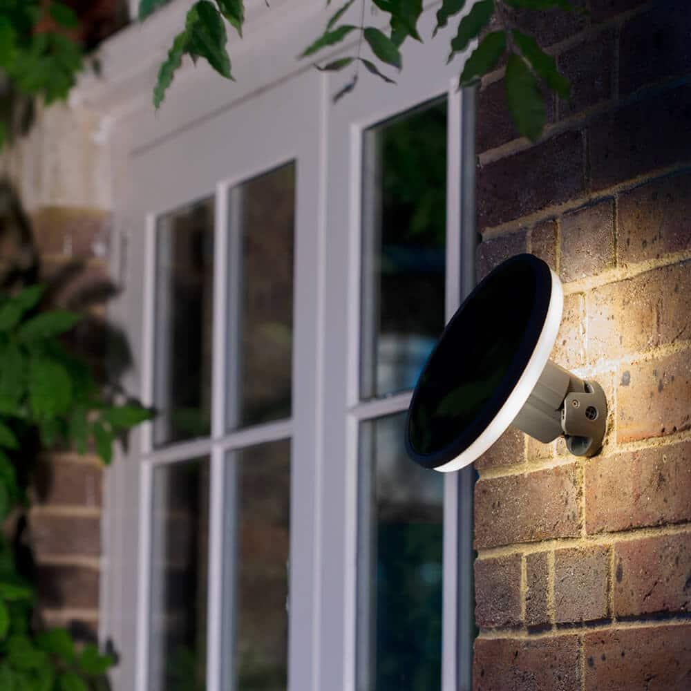 Applique solaire LED Halo - Design