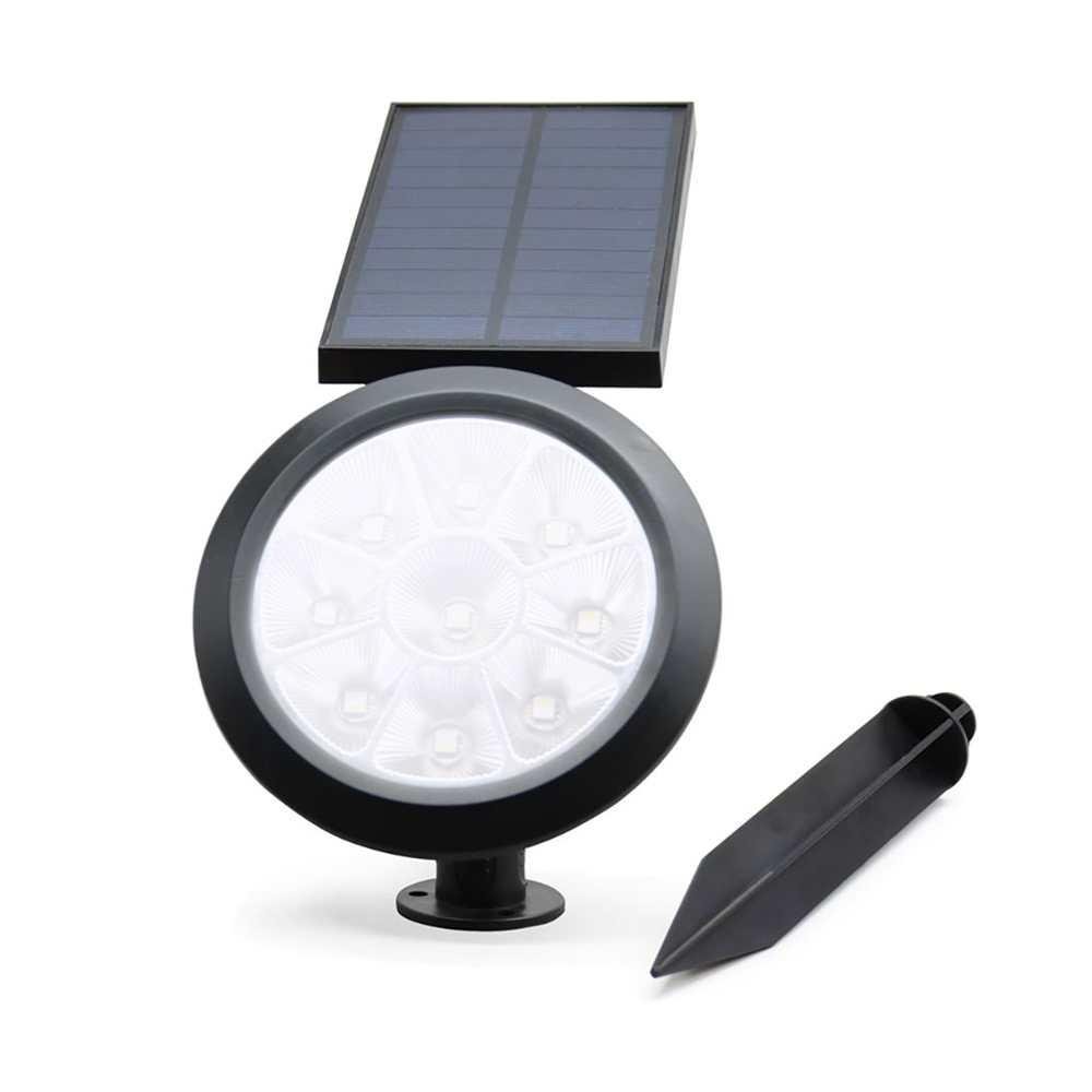Spot de jardin solaire LED - Énergie solaire